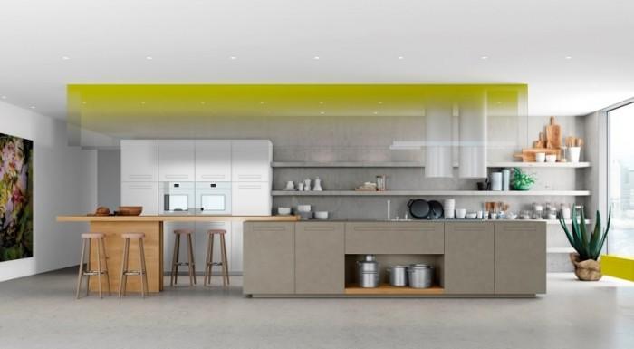 cuicna modello Sintesi di Comprex cucine